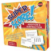 SUPER SCORE GAME ADD SUB GR 1-2