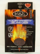 Card Supplies Tournament Sleeves Blue Card Sleeves [100ct]