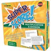 SUPER SCORE GAME MULT DIV GR 3-4