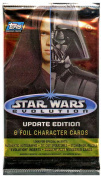 Star Wars Evolution Update Edition Trading Card Pack