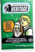 Star Wars Heritage Trading Card Pack