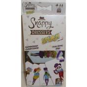 Snappy Dressers Splash Waterproof Card Game