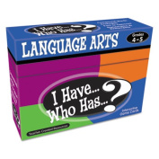 I Have Who Has Game, Grades 4-5, Class Play, 37 Cards/Game, 148/Box, Sold as 1 Each