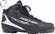 Fischer XC Sport Cross Country Ski Boots Black