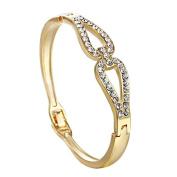 Xinmaoyuan Wedding Jewellery Fashion New Style Individuality Bracelet Europe Irregular Symmetry Point Cc Bracelet With Diamond Wedding Gift Birthday Present Holiday Gifts