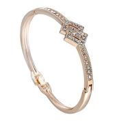 Xinmaoyuan Wedding Jewellery New Europe, Bracelet Diamond Point Cc Bracelet With Diamond Wedding Gift Birthday Present Holiday Gifts