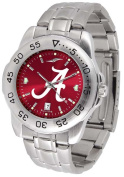 Alabama Sport Anonized Men's Steel Band Watch