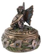 Calla Lily Fairy Box Jewellery Holder Trinket Box