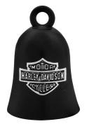 Harley-Davidson Bar & Shield Logo Motorcycle Ride Bell, Black HRB059, Harley Davidson
