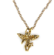 Guardian Angel Necklace Christian Religious Jewellery Touched By An Arc...