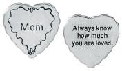 Mom Pocket Token Charm Gift for Mom