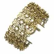 Gold-tone 19cm Bracelet