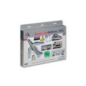 Daron Airport Series American Airlines Diecast Vehicle Set