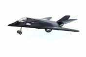 F-117 Nighthawk Pullback Plane, Black - Daron PMT51285 - Diecast Model Military Vehicle