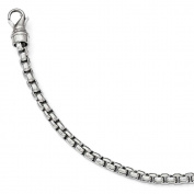 Stainless Steel Polished 22cm Bracelet