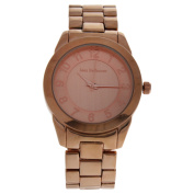 A0372-2 Rose Gold Stainless Steel Bracelet Watch