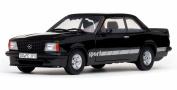 Opel Ascona Sport, Black - Sun Star 5391 - 1/18 Scale Diecast Model Toy Car