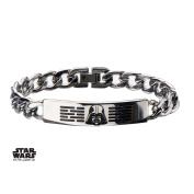 Star Wars Darth Vader Stainless Steel Bracelet w/Gift Box by Superheroes Brand