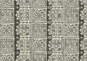 Jane Makower Cotton Dress Fabrics – Geometrics & Lace Stories Lace Tiles Q30