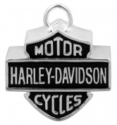 Harley-Davidson Large Bar & Shield Motorcycle Ride Bell, Silver HRB024, Harley Davidson