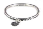 Teacher Prayer Stretch Bracelet Gift Christian Scripture Religious