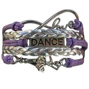 Dance Bracelet- Girls Dance Jewellery - Perfect Gift For Dance Recitals, Dancers and Dance Teams