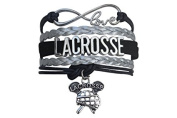 Lacrosse Bracelet- Girls Lacrosse Bracelet- Lacrosse Jewellery - Perfect Gift For Lacrosse Players