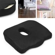 Bazaar Orthopaedic Seat Memory Foam Cushion Back Lumbar Tail Bone Pain Relief Car Chair Seat
