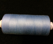 Coats Moon 120s Sewing Machine Polyester Thread Cotton 1000yds £1.70 per reel - Free Carriage - Baby Blue