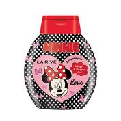 La Rive Disney Minnie 2in1 Bath Gel and Shampoo Funny Pineapple for Kids 250ml