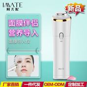 Yiwa Electronic Beauty Cleansing Instrument Mask Nutrition Facial Treatment Essence Import Home Massage Instrument