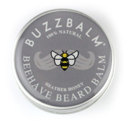 BeeHave Natural Beard Balm Non Greasy Conditioner by BuzzBalm