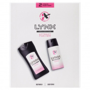 Lynx Collection Attract Shaving Kit for Her Edition