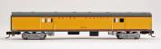 Bachmann N Scale Train 22m Smooth Side Baggage Car Union Pacific 14454