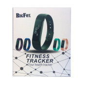 Fitness Tracker, Smart Watch BigFox Activity Tracker Touch Screen Bluetooth 4.0 Smart Sports Bracelet With Pedometer / Calorie Counter / Sleep Monitor / Call Message Reminder / Camera Remote Control / Sedentary Reminder / Find Your Phone Functions Comp ..