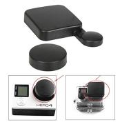 Shoot® Housing Lens Cover & Lens Cap for GoPro HERO 3+ / GoPro HERO 10cm Black