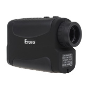 Eyoyo Multifunction Golf RangeFinder with Speed Measurer 5~700 Yd Range for Hunting