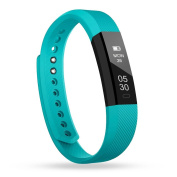 Fitness Tracker, LINTELEK, Activity Tracker with Sleep Monitor, Pedometer Wristband, Calorie Counter, Sleep Quality Monitor, Remote Control Camera, Sedentary Alert, Notification Mode, Wearable Sports Bracelet Compatible with Smart Phone Supporting Blue ..