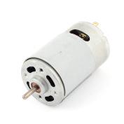 DC 12V 11000RPM Cylindrical Miniature Robot Model Magnetic Motor