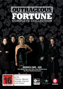 Outrageous Fortune - Complete Collection [Region 4]