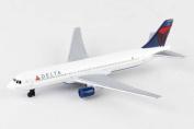 Delta Single Plane, White - Daron RT4994 - Diecast Model Aeroplane Replica