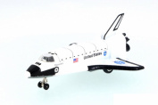 Pullback Discovery Space Shuttle, White - Daron PMT51355 - Diecast Model Toy Spacecraft