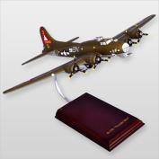 B-17G Thunderbird Wood Model Plane