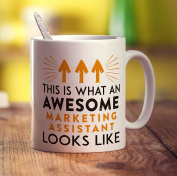 This is What an Awesome Marketing Assistant Looks Like Mug