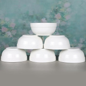 6 bowls of bowl, pottery, pottery, bowl, bowl and soup bowl