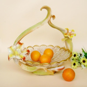 Longless Resin Decoration Hotel KTV fruit plate snack plate