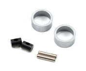 ST Racing STA30464-2S Replacement Joints Pins And Aluminium Sleeves For Sta30464 (Silver) SPTSTA30464-2S