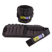 GoFit Padded Ankle Weights