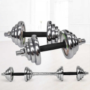 Ainfox Adjustable Dumbbell Set Portable Gym Office Home Plating