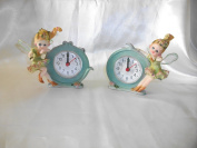 Bomboniere Alarm Clock with Fairies